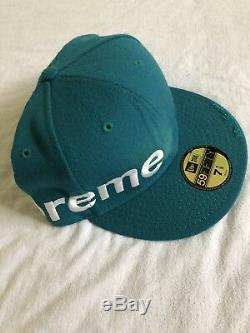 2006 Supreme New Era Side Fitted Deadstock 7 1/2 Hat Cap