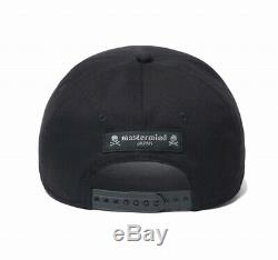 2019 New Model NEW ERA x mastermind Japan 9FORTY Cap Black x White Japan New