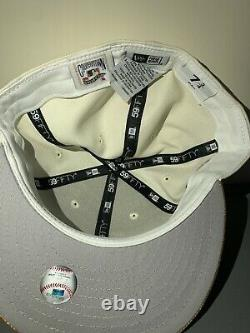 59FIFTY HOUSTON ASTROS 45 ANNIVERSARY NEW ERA FITTED 7 3/4 GLOW Not Hat Club