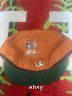 7 1/2 Hat Club Exclusive Campfire New York Yankees