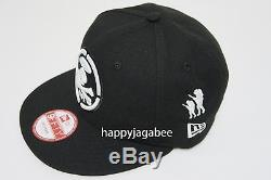 A BATHING APE Men's AAPE New Era Cap Snap Back 2 colors Black/Green Japan New