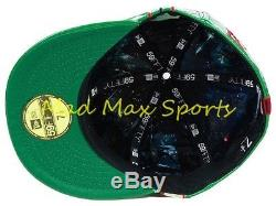 BOBA FETT Disney's STAR WARS Big Face NEW ERA Fitted 5950 59FIFTY Hat CAP Size 7