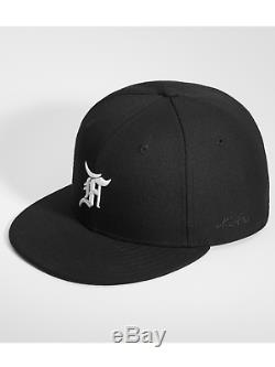 Brand New Fear Of God Essentials New Era Hat. Cap. Black. 7-1/2. Fitted