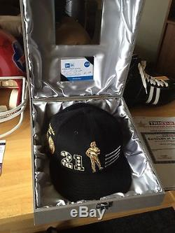 Brand New Limited Edition Roberto Clemente Commerative New Era Hat #113/288