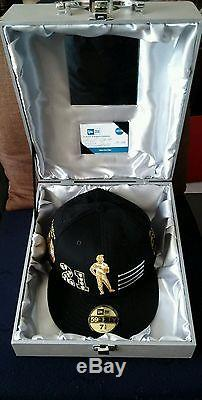 Brand New Limited Edition Roberto Clemente Commerative New Era Hat #177/288