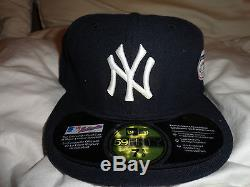 Brand New era NY New York Yankees 2008 ALL-STAR Blue on White Fit 7 5/8 (LAST 1)