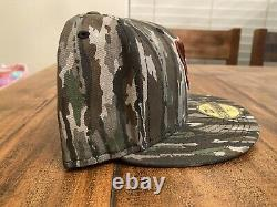 Chicago Cubs Realtree Camo New Era Fitted Hat 7 3/4 Yeezy 500 Enflame