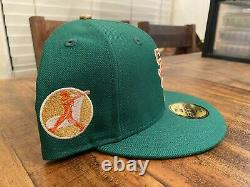Chicago White Sox St. Paddy's Patrick's Day New Era Fitted hat Green Gold 7 3/4