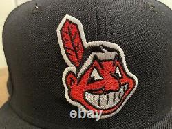 Cleveland Indians 1948 Indians New Era Fitted Hat Green Bottom 7 1/4 Chief Wahoo