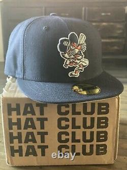 Coked Out Tigers Club Hat Grail New Era 7 1/4