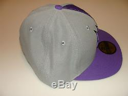 Decepticon New Era Cap Hat Fitted 7 1/2 Panel Sub Dual Logo 59Fifty Transformers