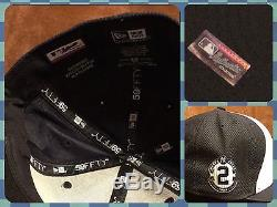 Derek Jeter All-Star Game Hat #2 Patch MLB New Era LIMITED NY Yankees Caps Mens
