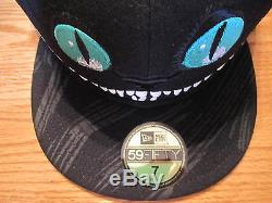 Disney Alice in Wonderland Cheshire Cat Hat New Era 59Fifty NWT Pick Your Size