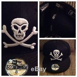 Disney x new era x the hundreds captain hook fitted hat