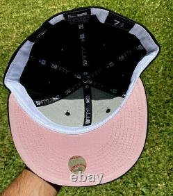 Exclusive Atlanta Braves 2021 All Star Game Fitted 7 3/8 Pink UV Not Hat Club