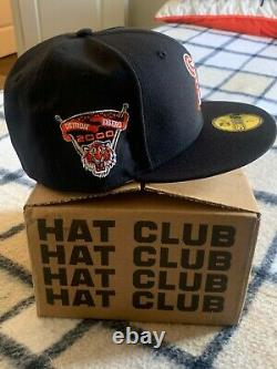 Exclusive New Era 59fifty Detroit Tigers Alternate Hat