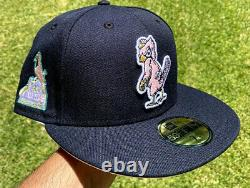 Exclusive New Era St Louis Cardinals MLB hat Size 7 3/8 Pink UV Not Hat Club