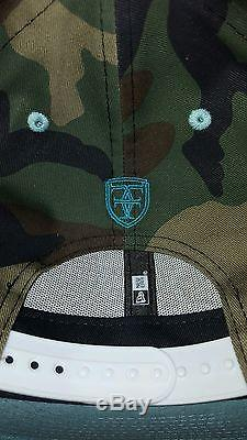 FITTED Hawaii CAMO / TEAL KAMEHAMEHA New Era 9FIFTY 808allday farmers market UH