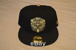 Farmers Market Hawaii OG BLACK GOLD Akua FITTED New Era DS