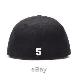 Fear Of God FOG 5th Collection Newera Cap navy Size 7 1/2 KOREA Special Package