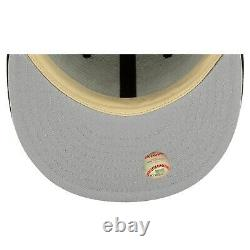 Fear of God Essentials FOG Authentic New Era 5950 Fitted Cap 59FIFTY 7 1/4