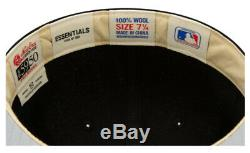 Fear of God Essentials FOG Authentic New Era 5950 Fitted Cap 59FIFTY 7 1/8