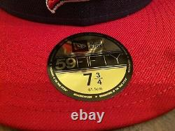 Florida Marlins 2003 World Series Gold Uv New Era Fitted Hat 7 3/4 NHL Crossover