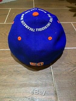 Futura Laboratories New York Mets Fitted Hat 7 3/8