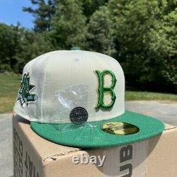 Hat Club Exclusive Boston Red Sox 7 3/8 Cool Fashion NBA Crossover 2.0 5950