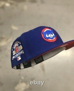Hat Club Exclusive Chicago Cubs 1990 ASG New Era 59Fifty Team UV Fitted 7 1/4