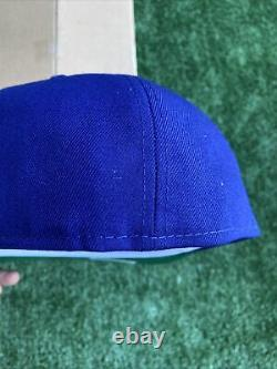 Hat Club Exclusive New Era 7 3/8 Milwaukee Brewers 1975 All Star Game Fitted