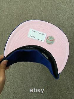 Hat Club Exclusive New Era Chicago Cubs 1962 ASG Pink UV 7 1/4