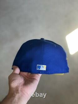 Hat Club Exclusive New Era Crosscheck Ice Cold Fashion St. Louis Cardinals 7 1/4