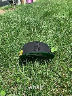 Hat Club Exclusive New Era Gold Digger 59fifty Brooklyn Dodgers 1955 Patch