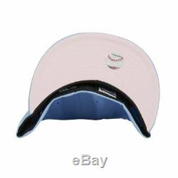 Hat Club Exclusive New Era LA Angels 50th Anniversary Fitted Pink Cotton Candy