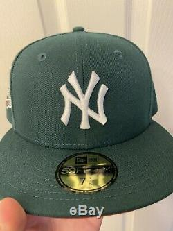 Hat Club Exclusive New Era NY Yankees 1996 World Series Fitted Watermelon Red UV