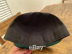 Hat Club Exclusive New Era San Francisco Giants 1983 Word Logo Fitted Cap 7 3/4