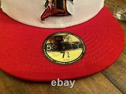 Hat Club Miami Marlins 10th Anniversary Heat Crossover New Era Fitted Hat 7 3/4
