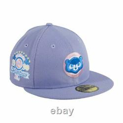 Hatclub Exclusive Sugar Shack Chicago Cubs Lavender 7 1/4 1990 All Star Game