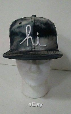IN4MATION IN4H DARK CLOUD SnapBack Cap/ HAT (one size) SOLD OUT New Era