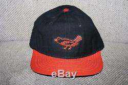 Jack Fisher Baltimore Orioles 1960s Vintage New Era Game Used Hat/Cap