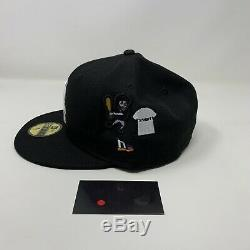 Joe Fresh Goods New Era Chicago White Sox MLB Fitted Hat DEADSTOCK COMPLEXCON