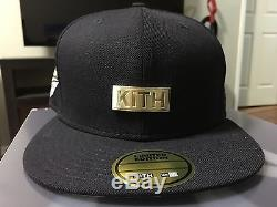 KITH X NEW ERA YANKEES 1995 WORLD SERIES FITTED 7 1/4 59FIFTY RONNIE FIEG