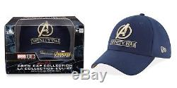 Kevin Feige Marvel Avengers Infinity War End Game New Era Hat Cap MCU 10 Years