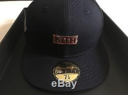 Kith X Yankee 20th Anniversary New Era Hat Limited To 140 Hats Worldwide 7 5/8