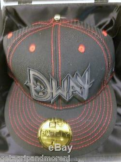 Limited Edition Danny Way Skater New Era Fitted Hat Snap Back Singed 114/300