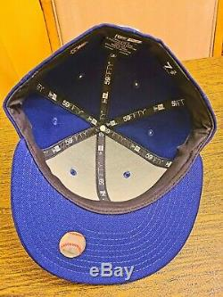Los Angeles Dodgers Palm Describe Bottom New Era 59fifty Fitted 7 3/8 Hat Cap