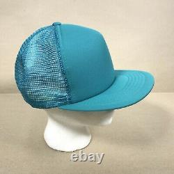 Lot Of 18 vintage new era snapback hat adult deadstock NWOT 80s made in USA Teal
