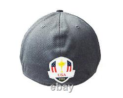 NEW 2020 New Era 39Thirty USA Ryder Cup Practice Rd Graphite Fitted XL/XXL Hat