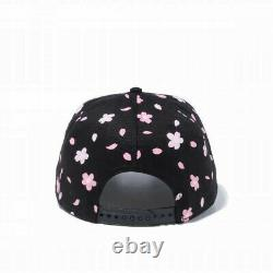 NEW ERA 9FIFTY Snapback Cap New York Yankees Cherry Blossoms Japan with Tracking